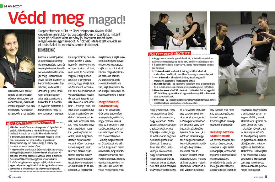 Wellness Magazin